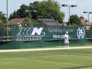 KKM Sponsor Avenue Lawn Tennis